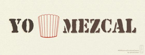 One of Oaxaca's proudest exports: mezcal.